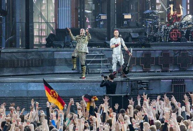 У Фінляндії вчитимуть німецьку мову за піснями Рамштайн